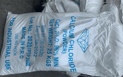 Canxi clorua-CaCl2