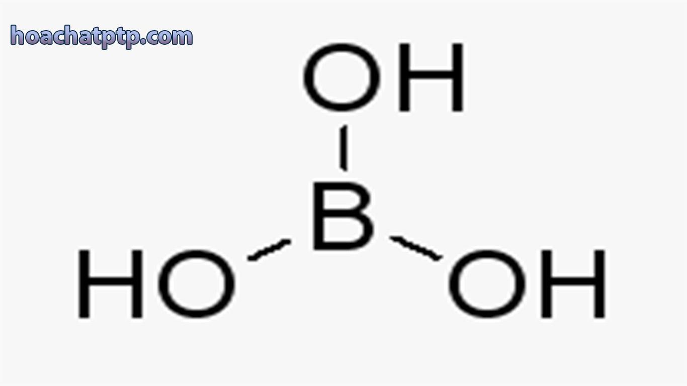 cấu-tạo-phân-tử-Boric